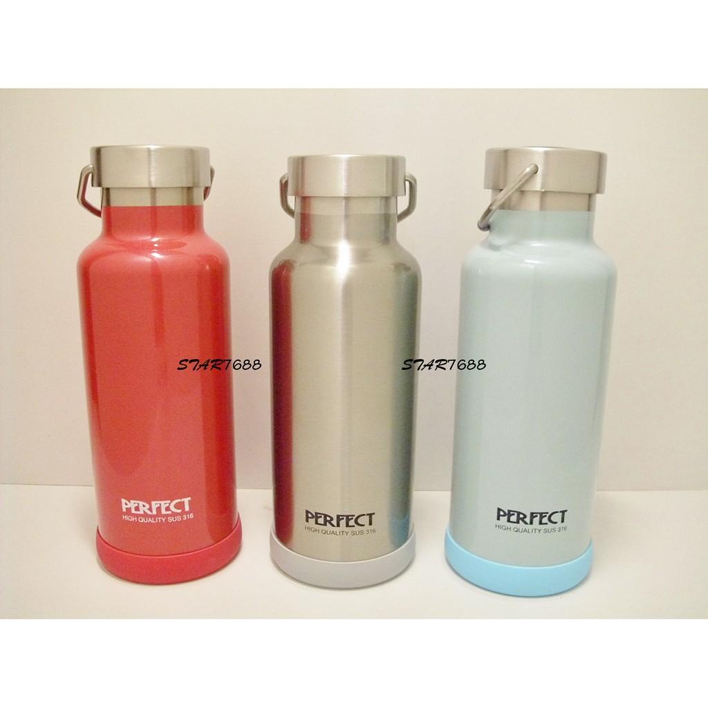 PERFECT 理想牌極緻正316 不鏽鋼真空保溫杯保溫瓶保溫壺280 350 500 7