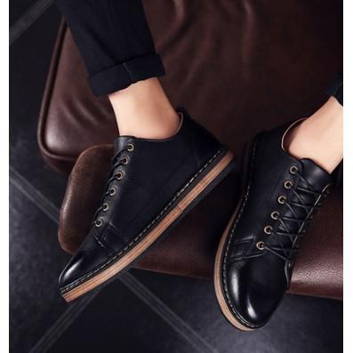 男士休閒鞋男商務休閒皮鞋男鞋子正裝皮鞋英倫增高小皮鞋