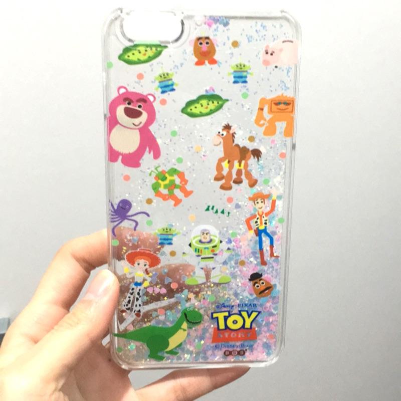 Toy story 玩具總動員iPhone 6s plus 手機殼