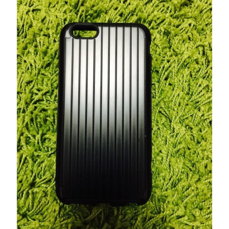 (已售出)[小謝叔叔]iPhone 6s plus 行李箱手機殼(可放悠遊卡)RIMOWA