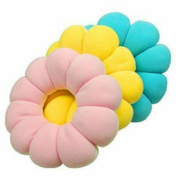 靜衣屋甜甜圈多 美臀墊提臀透氣坐墊百變頸枕腰枕午睡枕