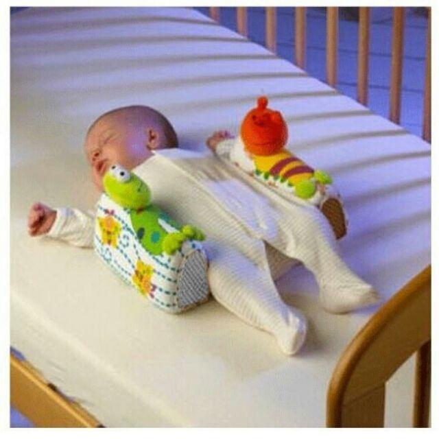 ♡蘋果小舖♡9B ~彩色動物 初生嬰兒防側翻枕嬰兒家居系列定型枕防側翻~ 款~