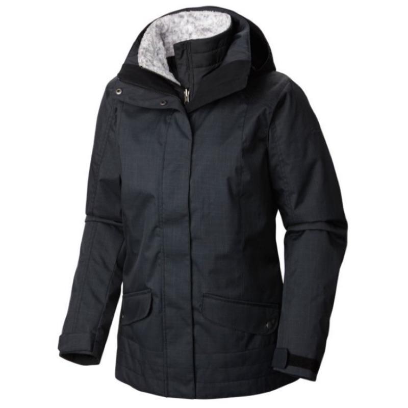 🔸全新,240美金 🔸Columbia兩件式外套 防水防風保暖 登山/滑雪/極光 哥倫比亞 女款 機能外套
