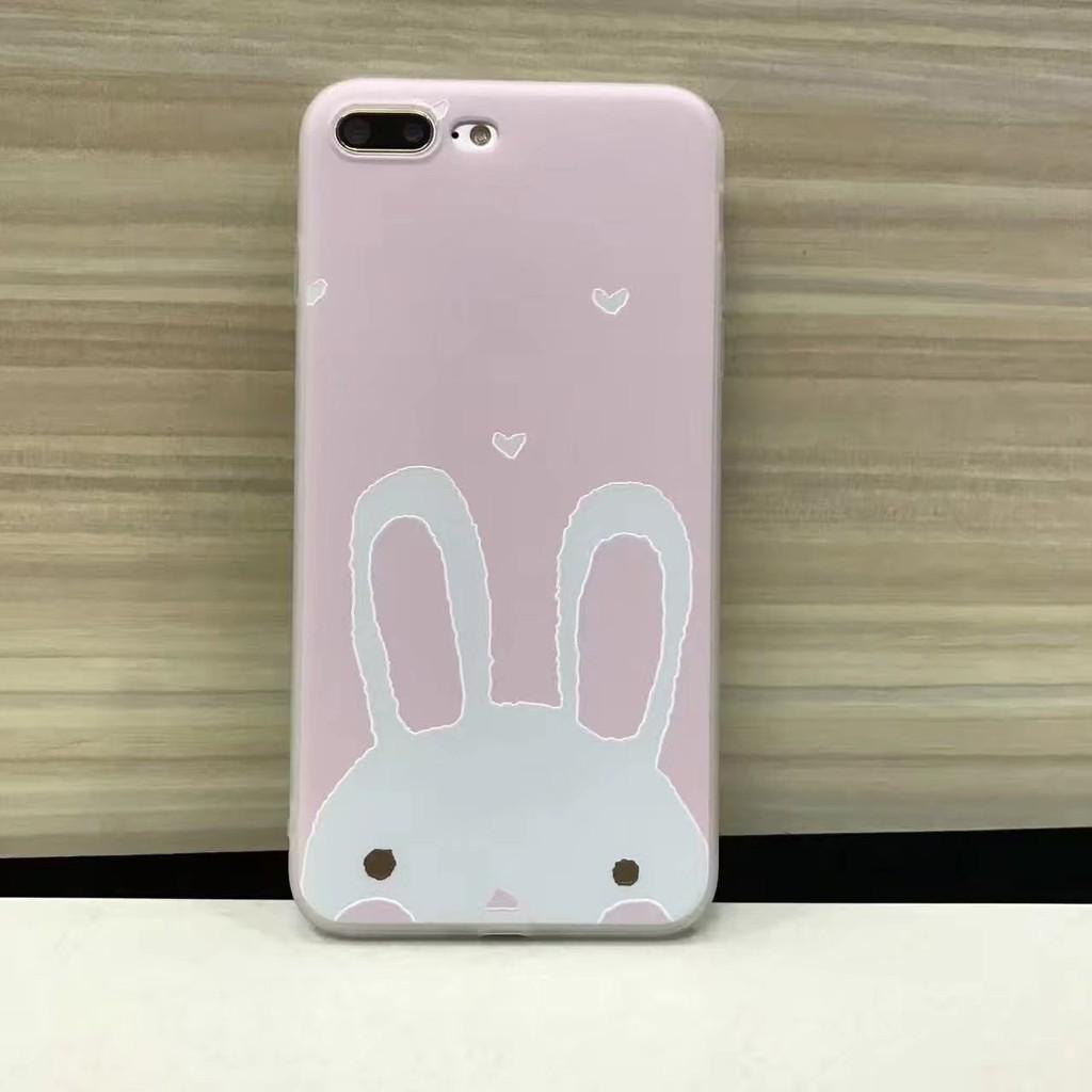 iPhone 保護殼iPhone6 6plus 7plus 手機殼防摔浮雕全包软殼火爆日韩