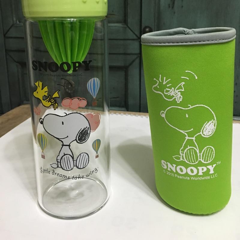 Snoopy 樂優蔬果榨汁養生瓶