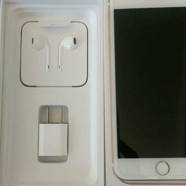IPhone7 plus 金色128g