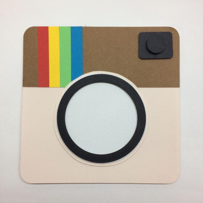 卡片舊版IG Instagram (多摺頁)
