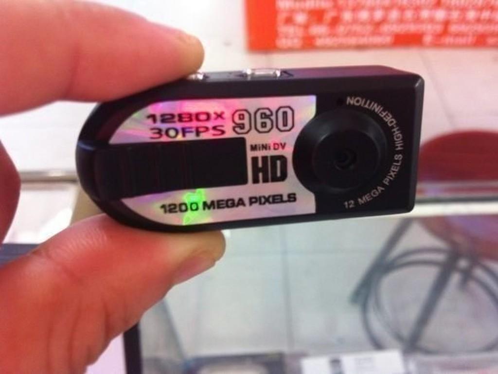 金屬外殼迷妳相機微型攝像機高清mini dv 1200 萬的照相機針孔攝影機拍照錄影針孔