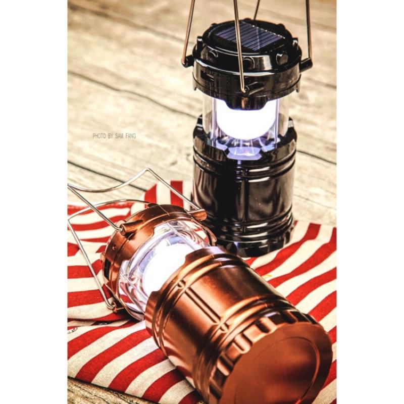 露營燈伸縮太陽能充電LED 帳棚燈登山掛燈吊燈led 小夜燈野戰燈警示燈登山燈營繩燈太陽能