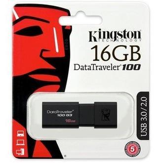 16G 16GB USB 3 0 高速隨身碟 品Kingston 金士頓DT100G3 1