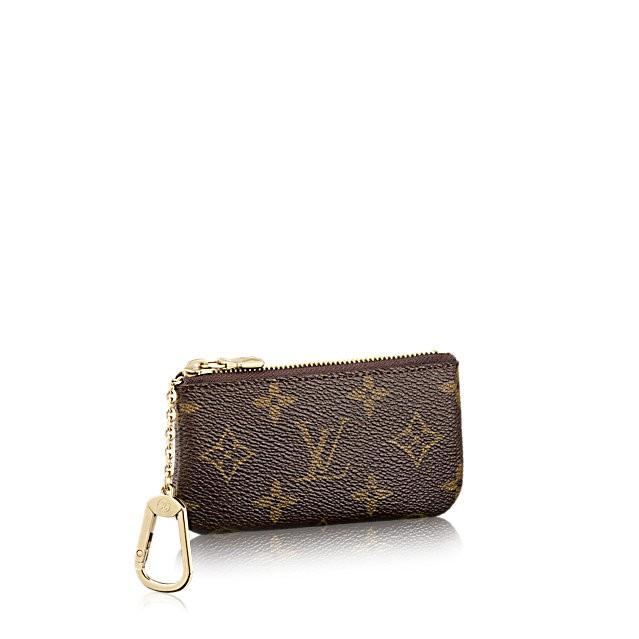 Louis Vuitton LV M62650 原花拉鍊鑰匙零錢包