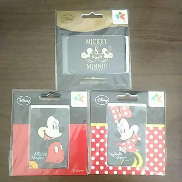 一卡通迪士尼mickey mouse 一卡通米奇米妮金