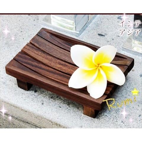 花露米~花rumi in JP 知名品牌峇里島風玫瑰木通風肥皂盤肥皂架超美