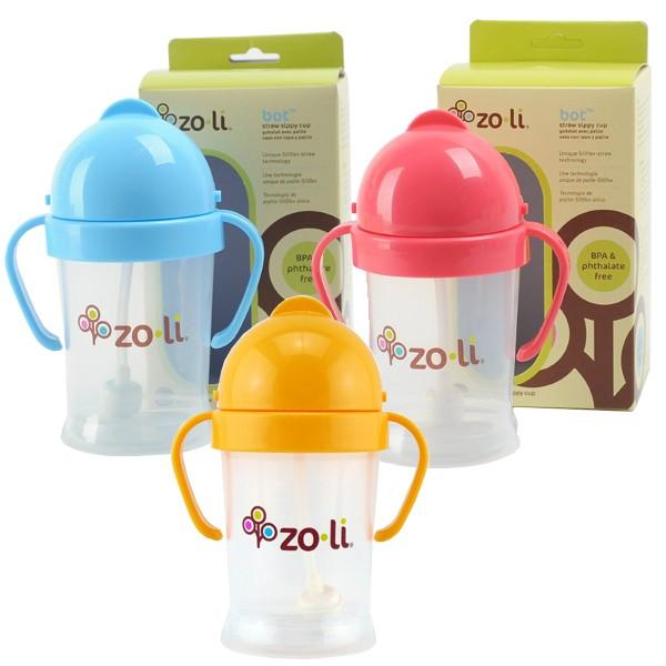 ~蓁寶貝~ 100 正品Zoli 吸管杯寶寶學飲杯帶手柄刻度嬰兒童防漏水杯大眼蛙防嗆水杯約