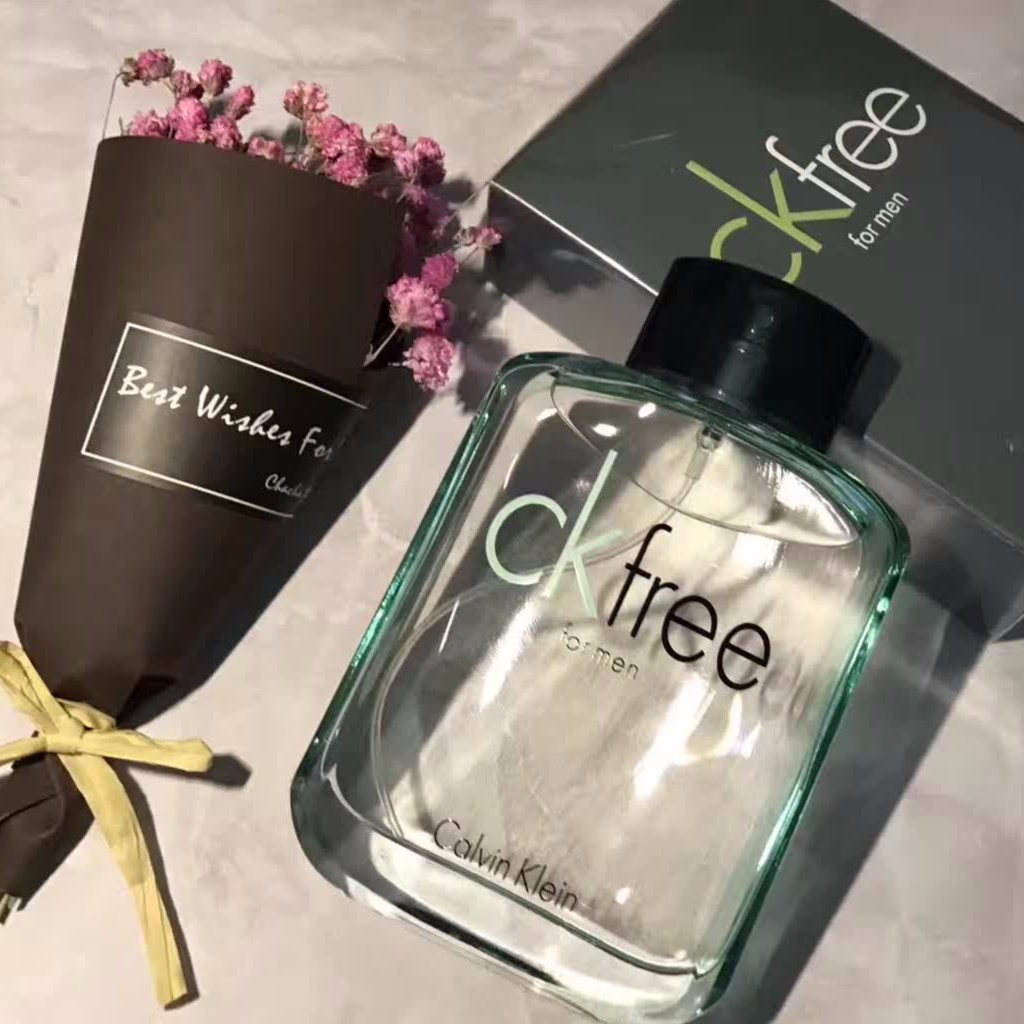 價CK 香水Calvin Klein 凱文克萊CK FREE 自由男士飛男士淡香水100M