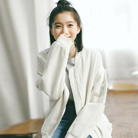 價▲CC 棒球外套▲2017  棒球外套學生上衣 潮流百搭修身顯瘦薄款衣著實拍 韓系韓國女