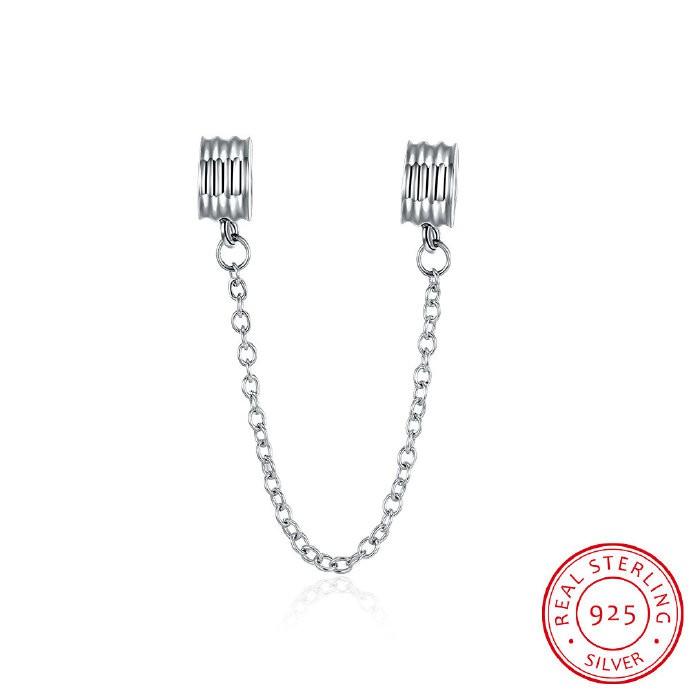 飾品925 純銀安全鏈 飾品