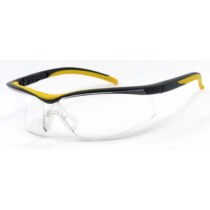Milvus 威力舒適型防護眼鏡安全眼鏡防風防沙護目鏡 皂騎車風鏡 眼鏡