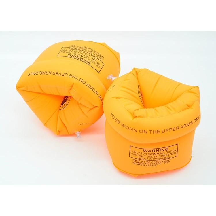 學游泳手臂圈可當泳圈充氣式浮圈水袖安全加厚雙氣囊成人兒童寶寶 非救生衣緊急救難用品