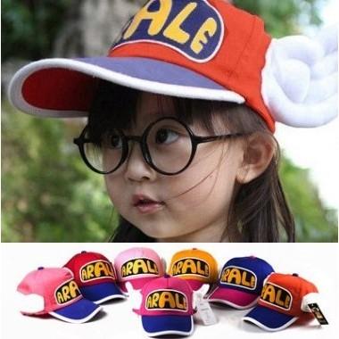 ~灰熊Q ~ 男女兒童帽子 阿拉蕾天使翅膀棒球帽太陽帽 帽 帽可愛帽男童帽女童帽街舞帽