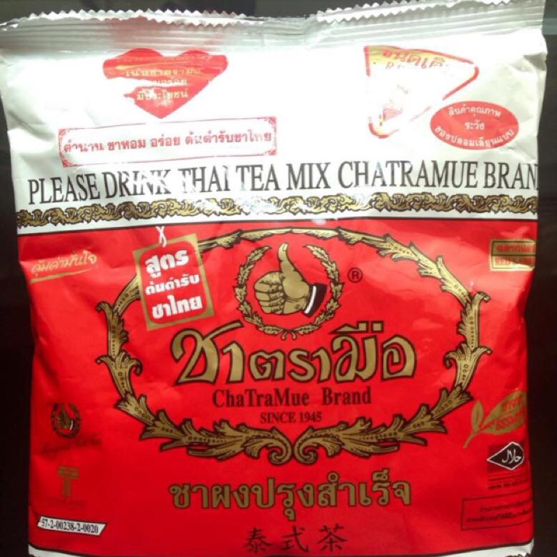 ~泰國手標泰式紅茶包家庭號400g 超級有夠划算鐵罐不划算敘述教你怎麼小資族