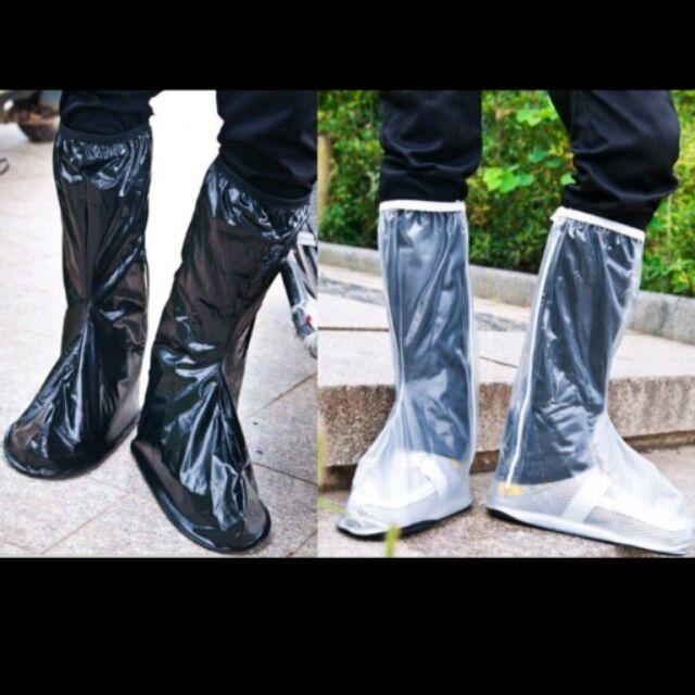 安心小鋪~G10199 ~防雨鞋套防滑防水雨具男式高筒鞋套鞋套男款雨鞋女款鞋套雨鞋套磨砂高