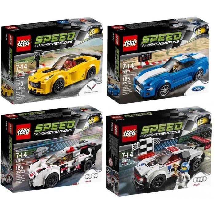 Brick Papa LEGO 75870 75871 75872 75873