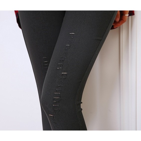 春秋 薄款顯瘦高腰大碼破洞刷破洞內搭褲可單穿