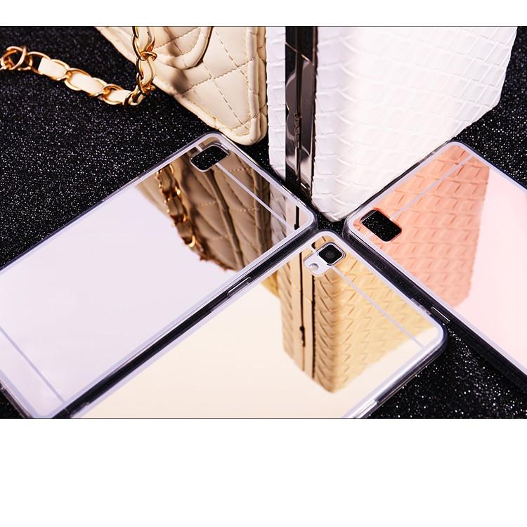 手機 鏡面殼oppo r7 r7s r7 plus 手機 殼鏡面殼 殼oppo 鋁合金邊框