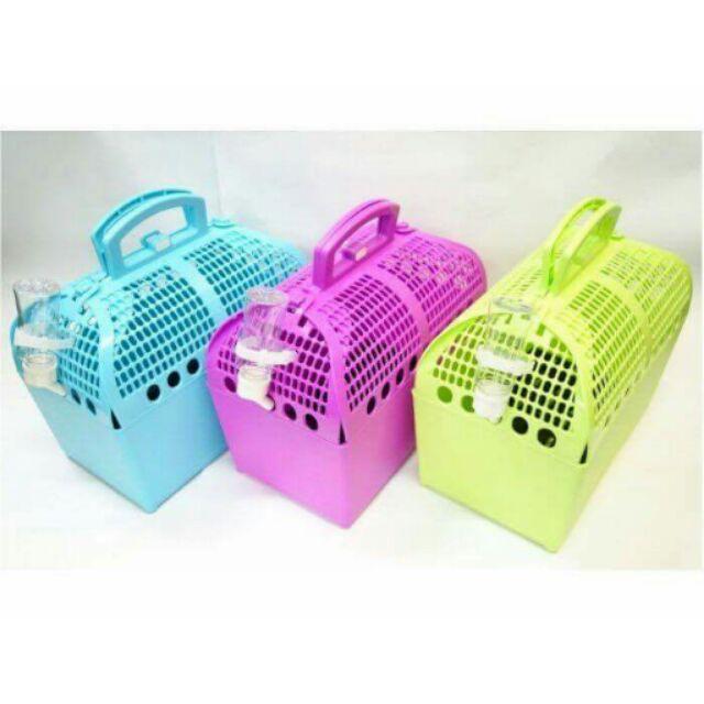 附水瓶外出提籠外出籠外出提籃寵物外出籠寵物提籠