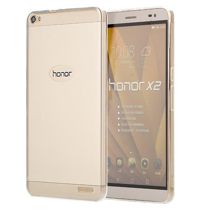 HUAWEI 華為MediaPad X2 7 吋全包覆透明保護套平板電腦套矽膠全包軟殼~M