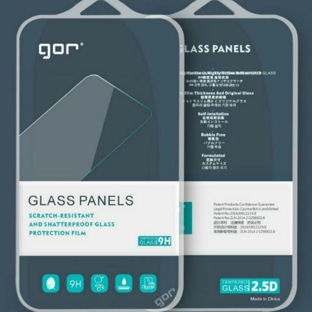 GOR 鋼化玻璃貼保護貼9H 滿版3D 曲面iphone 7 黑白iphone 7 plu