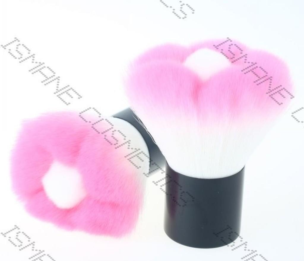 ~88 眼影晴媽小舖~花瓣形萬能刷花朵型散粉刷腮紅刷輪廓化妝刷具多 刷蜜粉刷