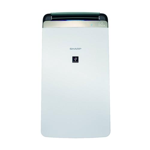 SHARP DW-J10FT-W 10L衣物乾燥空淨除濕機-