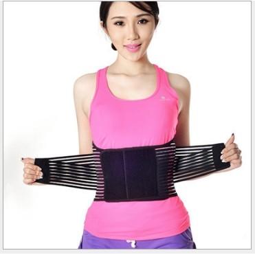 C ~C 護腰帶~護腰帶保暖 鋼板支撐透氣超薄男女 護腰
