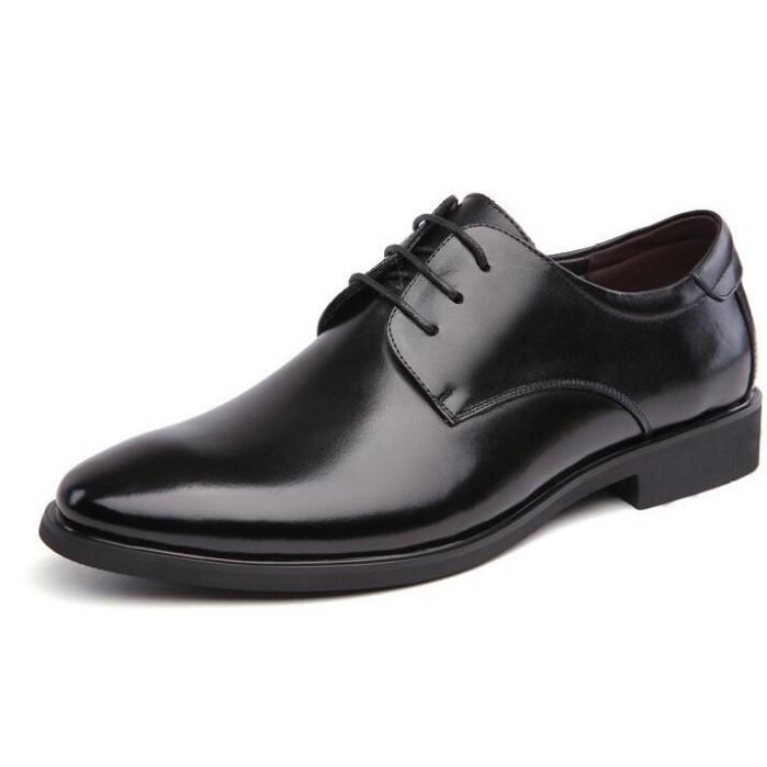 !男士商務正裝皮鞋男春 系帶 尖頭婚鞋帆船鞋子單鞋男士皮鞋潮鞋男鞋皮鞋休閒鞋商務皮鞋
