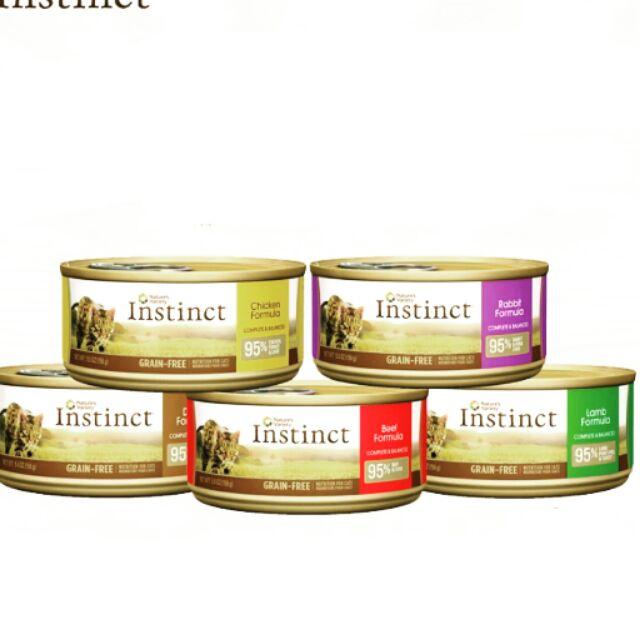Nv instinct 本能罐頭貓罐頭主食罐156g
