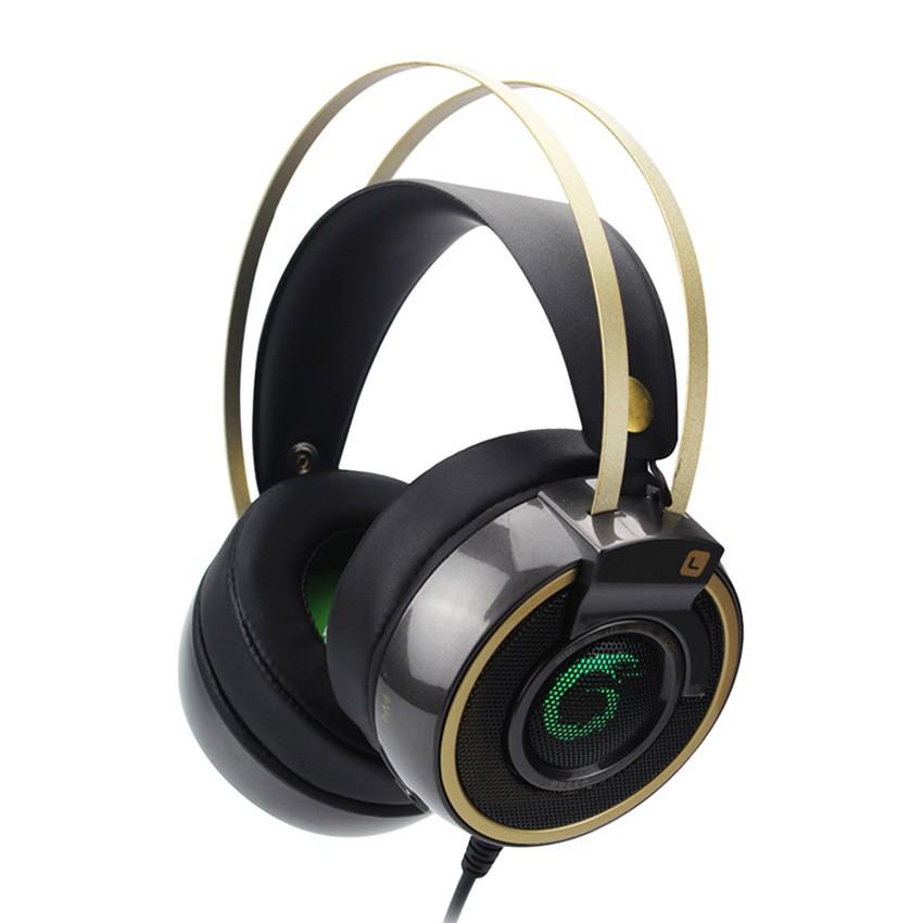 A8 頭戴式重低音抗暴力網吧網咖遊戲發光震動電腦耳機