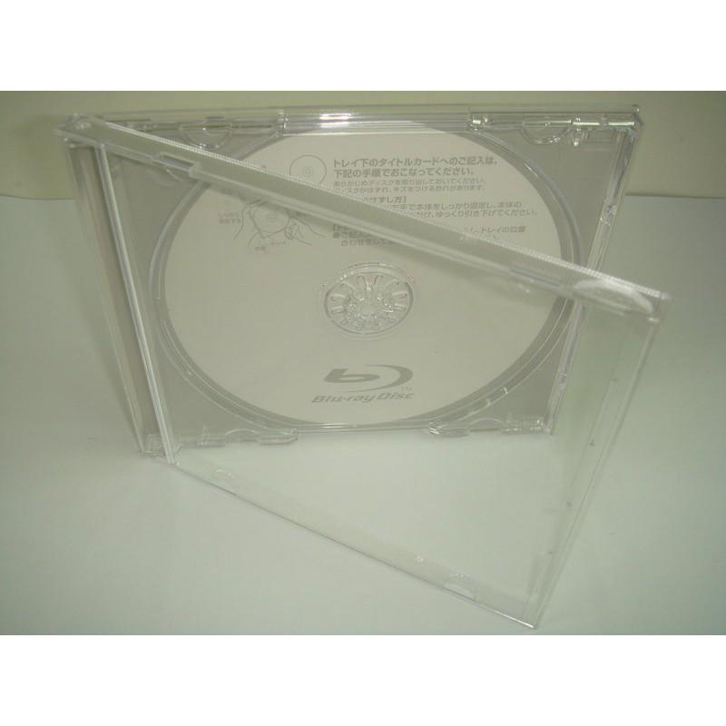 ~臺灣 ~10mm jewel case 透明PS 壓克力CD 盒DVD 盒光碟盒CD 殼