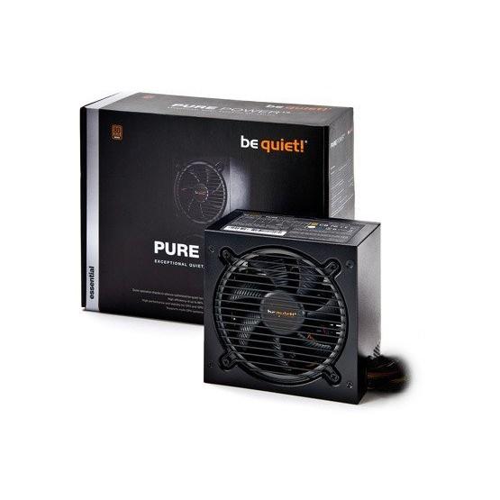 協明be quiet PURE POWER L8 600W 80PLUS 銅牌採用超靜音1