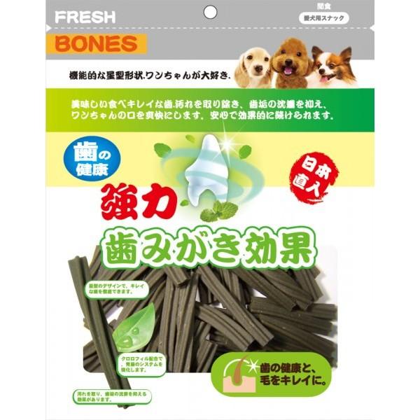 Fresh Bones 潔牙一番機能螺旋棒潔牙骨葉綠素300gTB B009