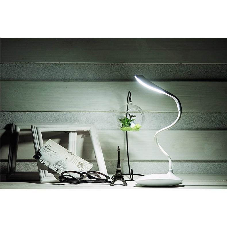 ~ !~360 度旋轉LED mini 充電式檯燈~內建充電電池~