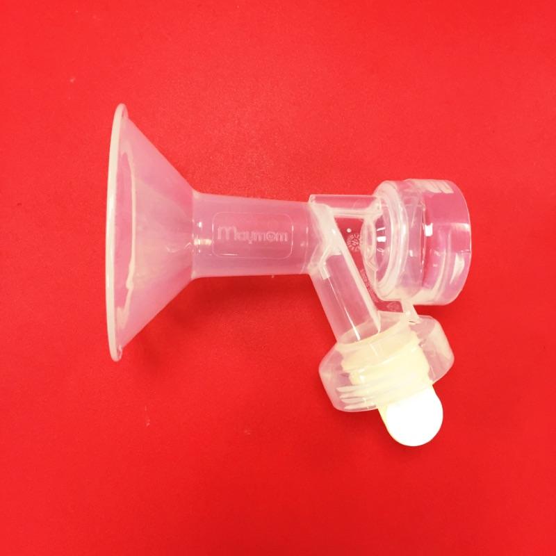 美樂喇叭罩Medela Lactina PIS 醫療型 含黃色活塞白色薄膜
