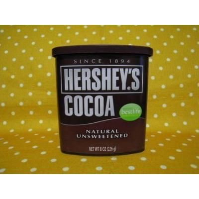 HERSHEY S COCOA 賀喜好時100 純可可粉8oz 226g