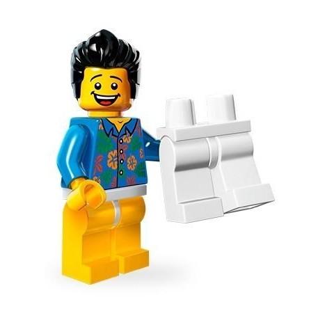 [想樂] 樂高Lego 71004 樂高玩電影人偶包13 找不到褲子男人
