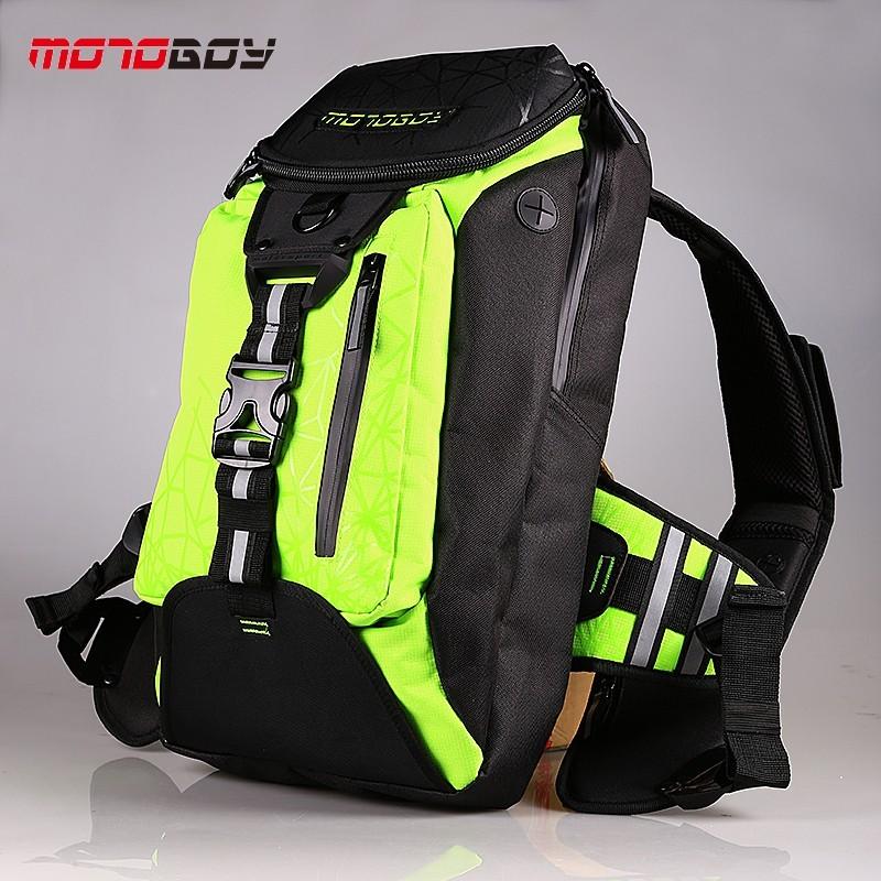 多 MOTOBOY 水袋包摩托車騎行雙肩包頭盔背包騎士包旅行包