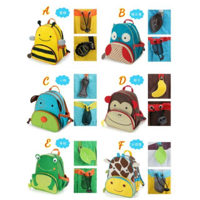 正品幼兒背包 雙肩幼兒園寶寶小書包後背包可愛卡通包包男女兒童帆布背包