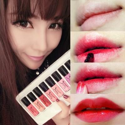 唇蜜液體唇膏口紅小樣 彩妝 套裝滋潤保濕持久唇彩