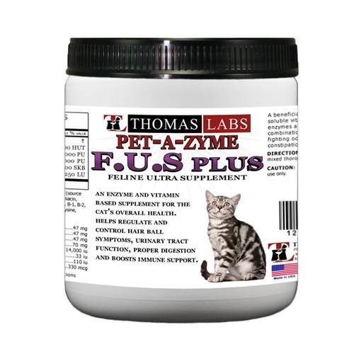 THOMAS LABS 湯瑪氏湯瑪士健康管理系列超級貓咪免疫酵素8OZ
