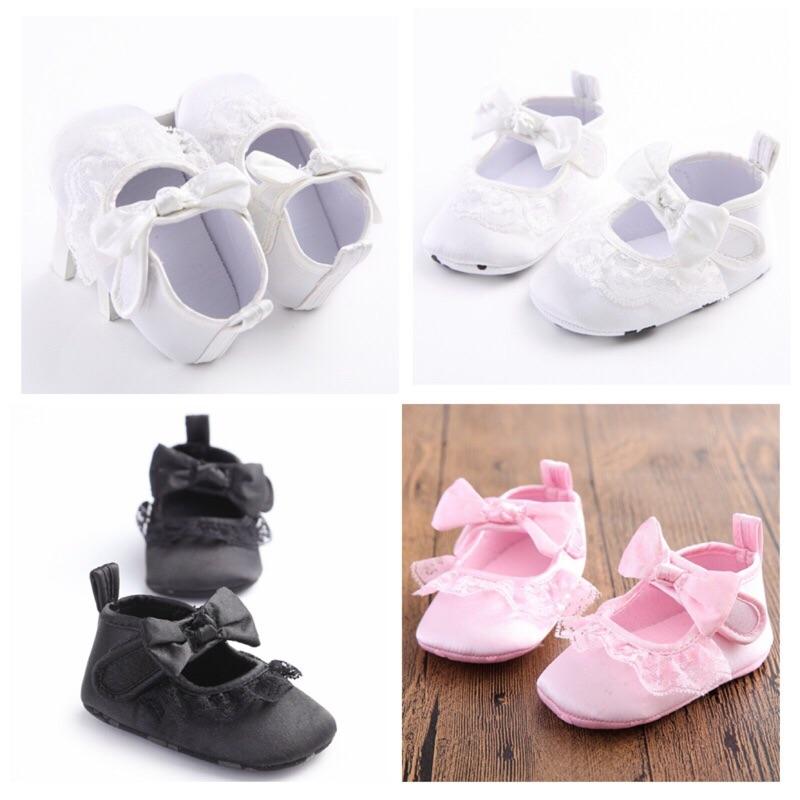 曈曈Baby ~外貿鞋嬰兒鞋軟底鞋公主蕾絲鞋禮服穿搭公主鞋
